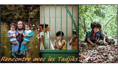 Visuel du projet Rencontre avec les Tadjiks