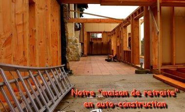 """Visuel du projet Notre """"maison de retraite"""" en auto-construction : vivre autrement en Ariège"""