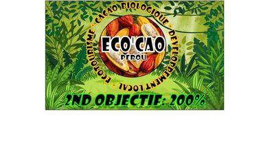 Visueel van project Eco'cao: cacao biologique, écotourisme et soutien au développement local