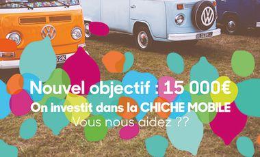 Project visual CHICHE se lance dans le pois chiche chocolaté !