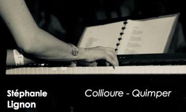 Visueel van project Nouvel album de Stéphanie Lignon