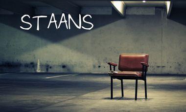 Visueel van project Staans - 1er EP