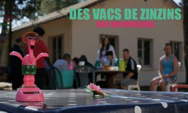 """Visueel van project """"Des Vacs de Zinzins"""", un film sur la rencontre avec le monde du handicap."""