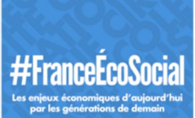 Visueel van project @FranceEcoSocial, Tome II