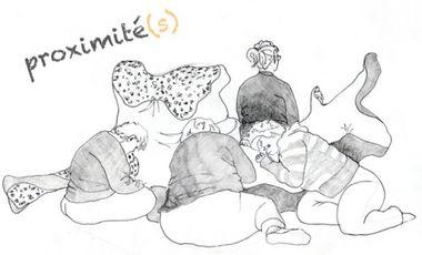 Visueel van project Proximité(s)