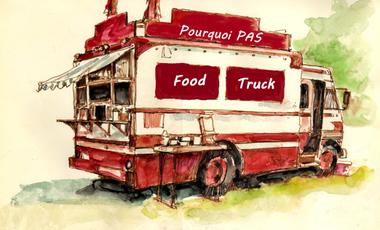 Visueel van project Pourquoi Pas ?