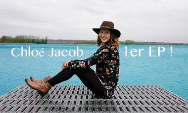 Project visual Chloé Jacob : 1er EP ! On compte sur vous !