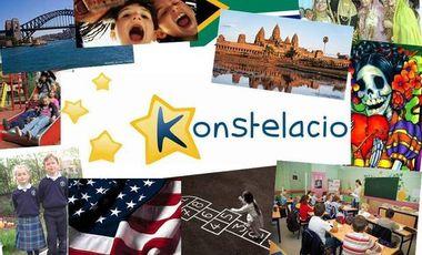Visueel van project Konstelacio