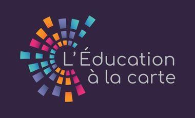 Project visual L'Education à la carte