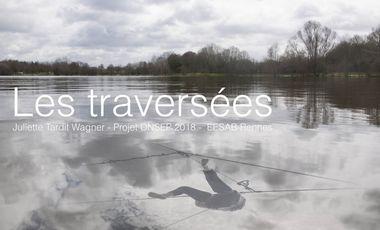 Visueel van project Les traversées - Spectacle urbain - Collectivité et Pluridisciplinarité