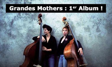 "Project visual GRANDES MOTHERS - Nouvel Album ""4"""