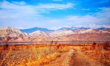 Visueel van project Noucelles chez les Kirghizes