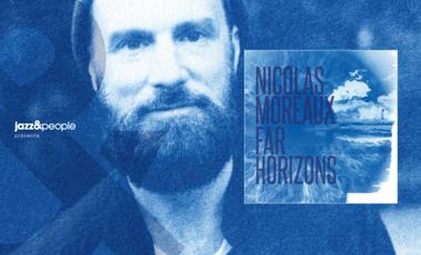 "Visueel van project Nicolas Moreaux ''Far Horizons"""