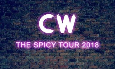 Visueel van project The Spicy Tour 2018
