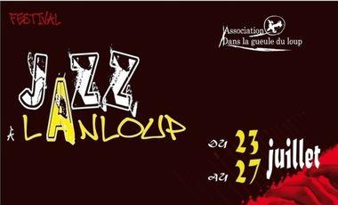 """Visueel van project Festival # """"L'appel du loup""""  :  Du # jazz dans un village de # Bretagne"""