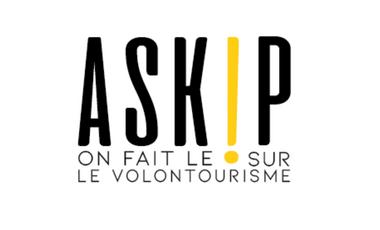 Visuel du projet ASKiP Les dérives du volontourisme