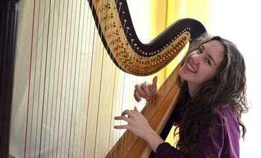 Visueel van project Une harpe pour Rosetta - Eine Harfe für Rosetta
