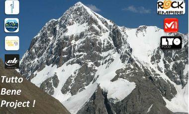 Project visual Au coeur du Kirghizistan : Oguz Bashi range