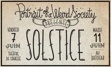Visuel du projet SOLSTICE I et II