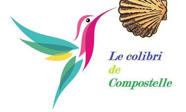 Project visual Le Colibri de Compostelle