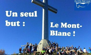 Visueel van project Un seul but : le Mont-Blanc