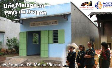 Visueel van project Une Maison au Pays du Dragon