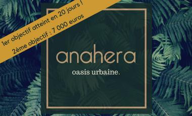 Project visual ANAHERA - Oasis Urbaine -