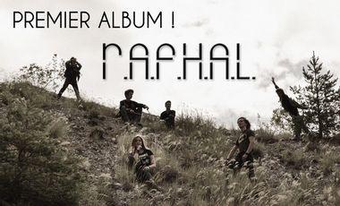 Visueel van project R.A.F.H.A.L. - Premier album