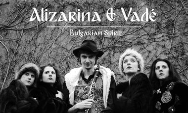 Visuel du projet Alizarina & Vadé présentent: Bulgarian Spirit EP