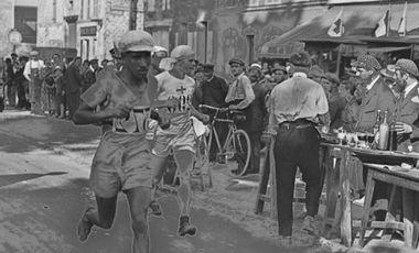 Project visual El ouafi Bouguera, le marathonien de l'Histoire: une web série documentaire