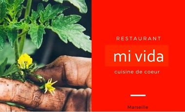 Project visual Mi Vida, cuisine de coeur
