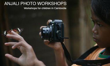 Visuel du projet ANJALI PHOTO WORKSHOPS