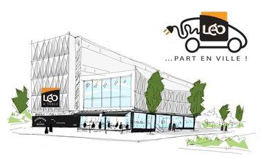Visueel van project LéO part en Ville