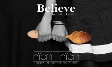 Project visual Nïam-Nïam's Emotional Cuisine