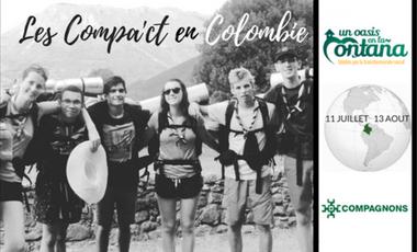 Project visual les Compa'ct en Colombie