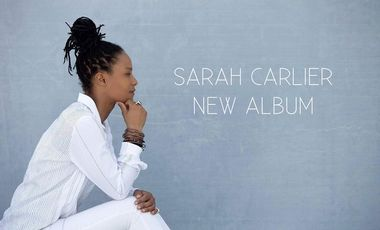 Project visual SARAH CARLIER - NEW ALBUM