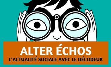 Visueel van project Campagne de soutien à la revue Alter Échos