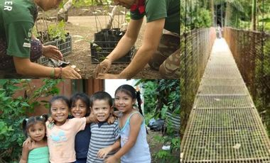 Visueel van project Mission éco-volontariat/humanitaire Costa Rica 2018