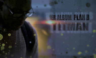 Visueel van project TiTman 1er Album - Plan B