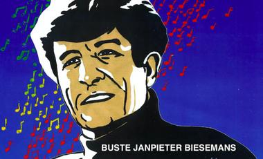 Visueel van project Buste Janpieter Biesemans