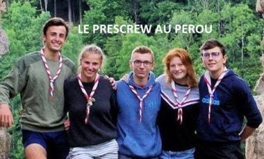 Visueel van project Le Prescrew au Pérou, impossible sans vous !