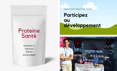 Visueel van project proteine santé