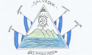 Visueel van project Les Asticots Verts au Salvador - projet permaculture
