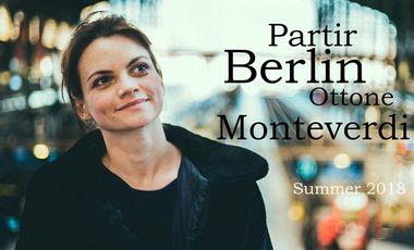 Project visual Monteverdi - Océane / Singing in Berlin - Would you help me ?
