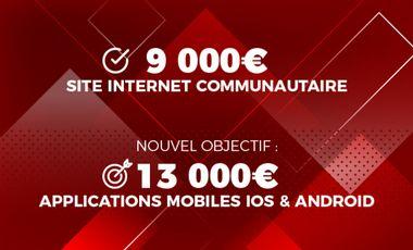 Visueel van project Projet Site Web Communautaire AS Monaco