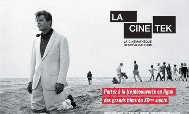 Visueel van project (Re)découvrir les grands films de l'histoire du cinéma