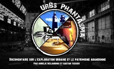 "Visuel du projet Urbs Phantasma, ""Ville Fantôme"""