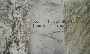 Visuel du projet Le Népal, tissage de liens et création de chemins