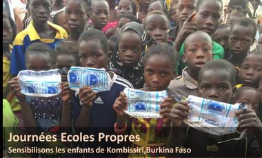 Project visual Journée Ecoles Propres JEP 2018