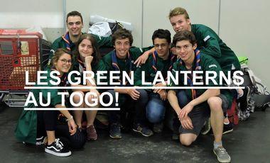 Project visual Green Lanterns au Togo: Mission protection de la faune!